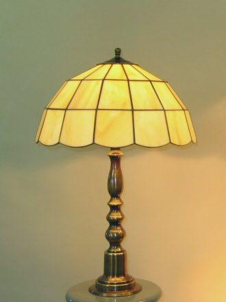 Globe, een Rose Design Tiffany tafellamp