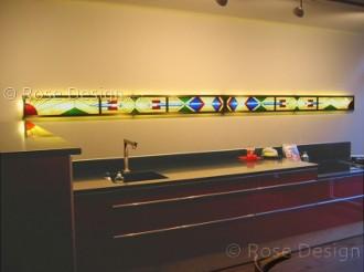 Widelight, speciaal ontworpen en op maat gemaakte wand verlichting.