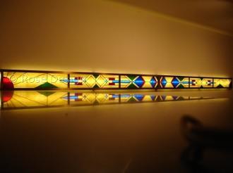 Widelight - 4, speciaal ontworpen en op maat gemaakte wand verlichting.